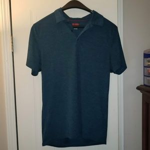 Alfani Flim fit mens polo